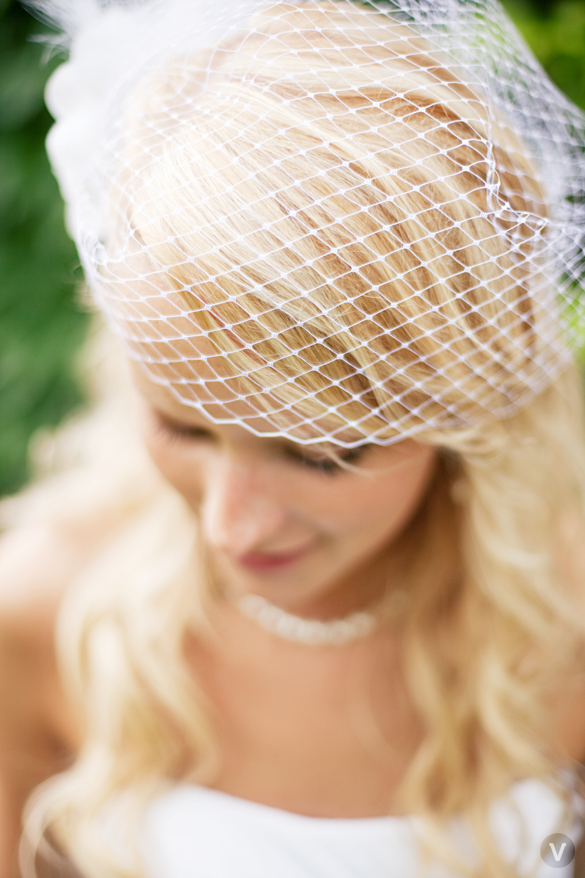 wedding photos valo photography birdcage veil