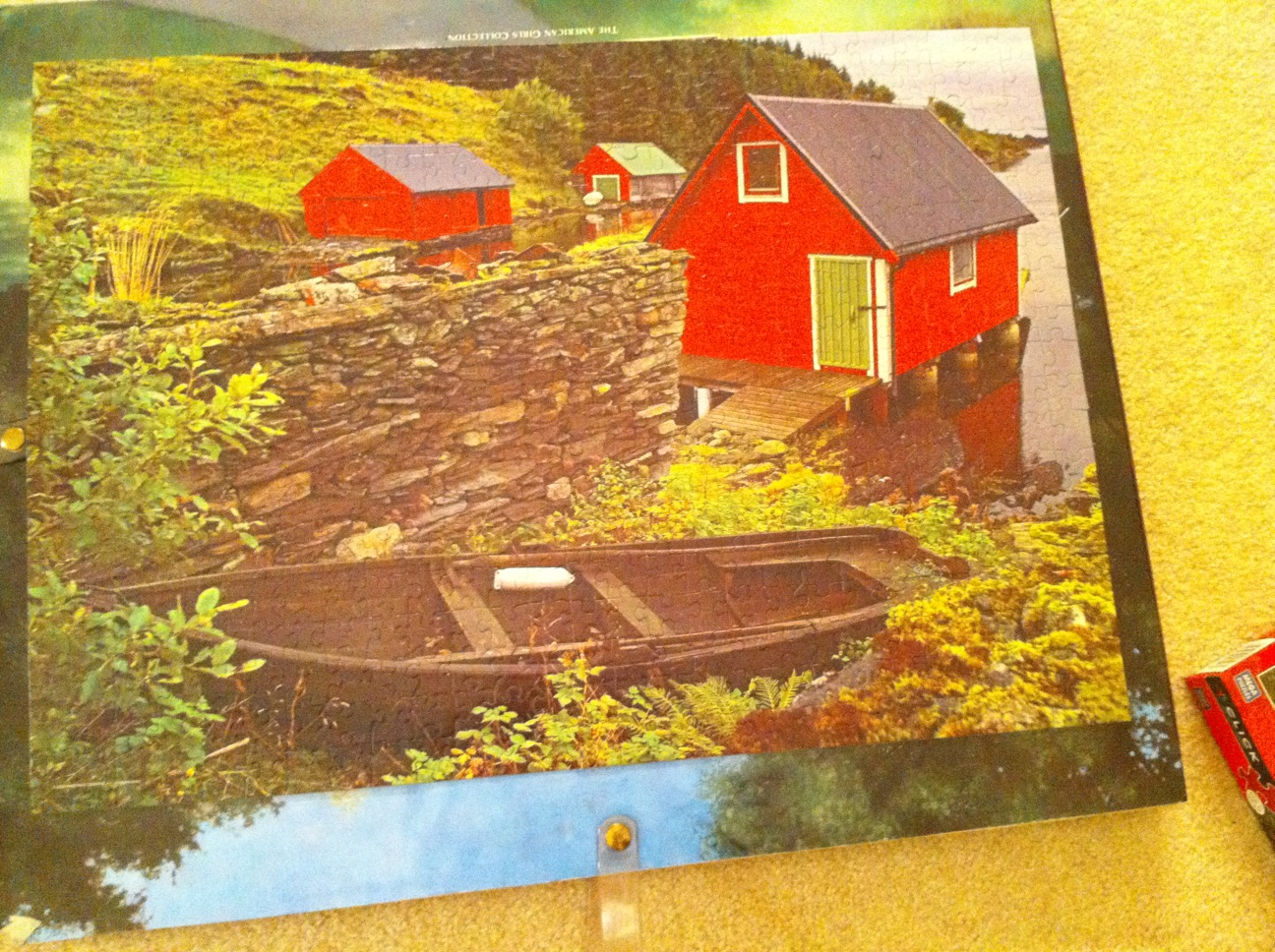 boat house puzzle
